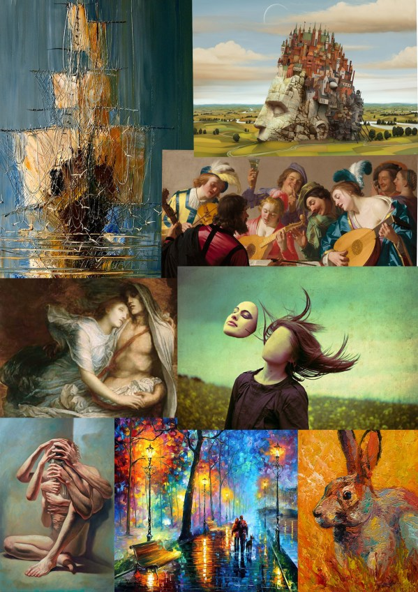 Different Types of Art Styles