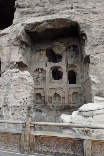 Encore des grottes