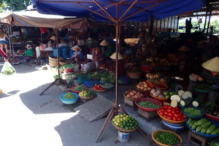 Rayon fruits et légumes