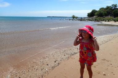 Mindili beach