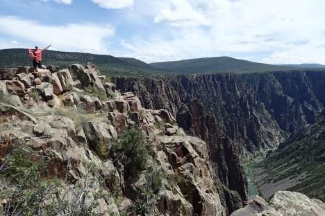 Gunnison's canyon