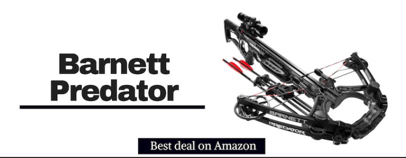 Barnett Predator crossbow