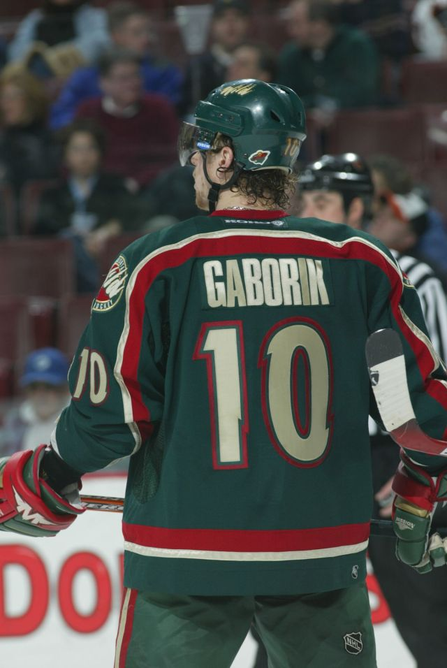 Minnesota Wild Jersey Series: Best sweater in team history - Hockey  Wilderness