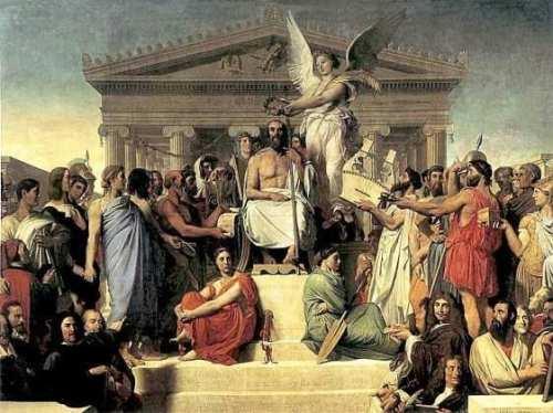 Olympos Tanrıları