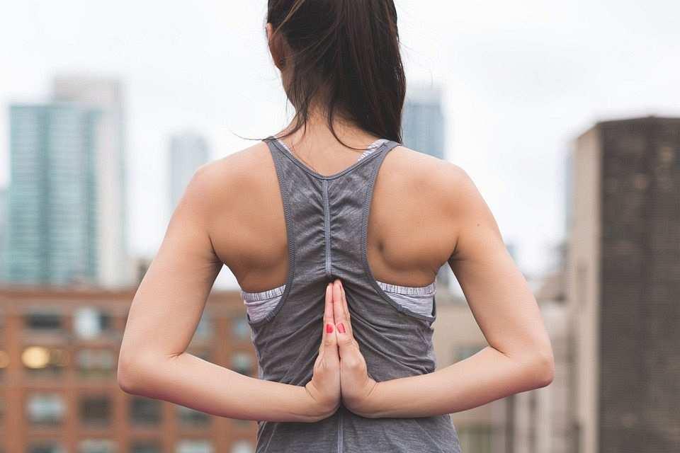 işe dönüş yoga kadın şehir