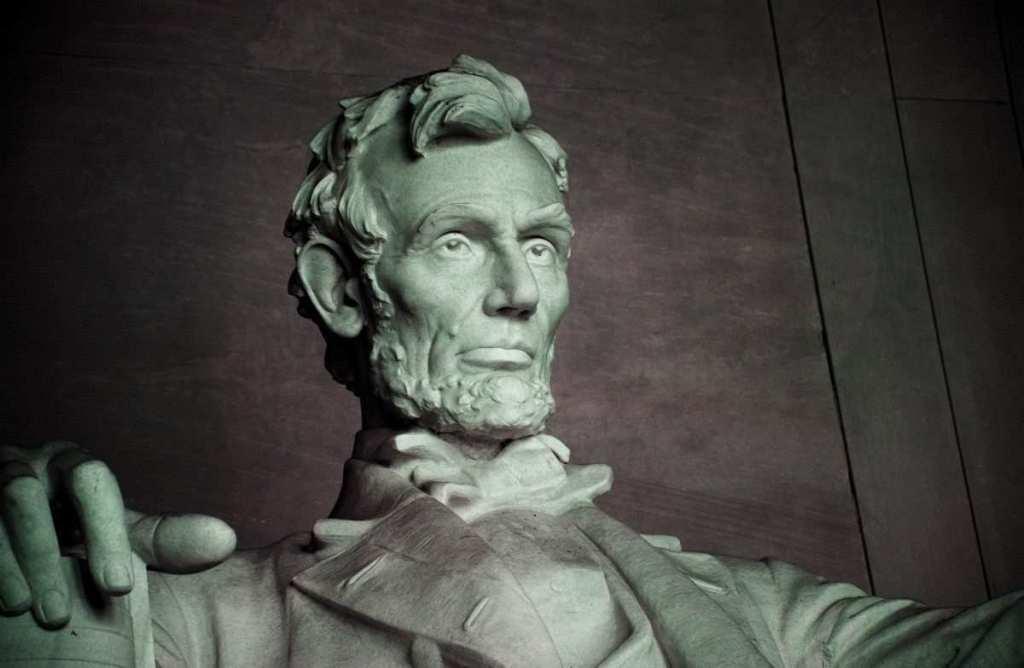 Abraham Lincoln heykeli