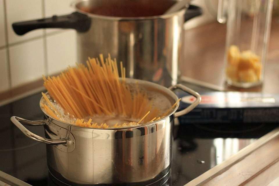 makarna pişirme