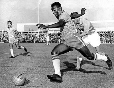 Pelé, 1960