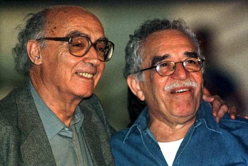 José Saramago ve Gabriel Garcia Marquez