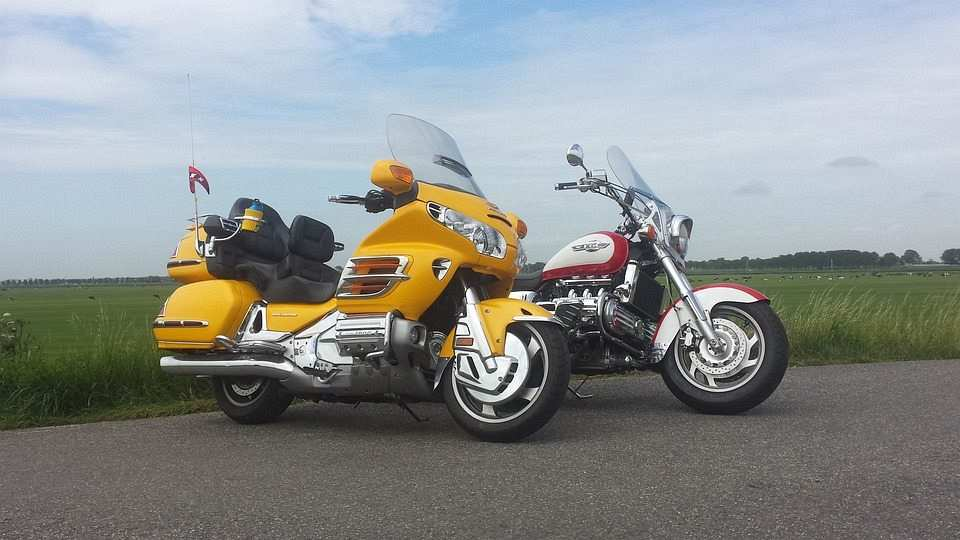 touring honda goldwing