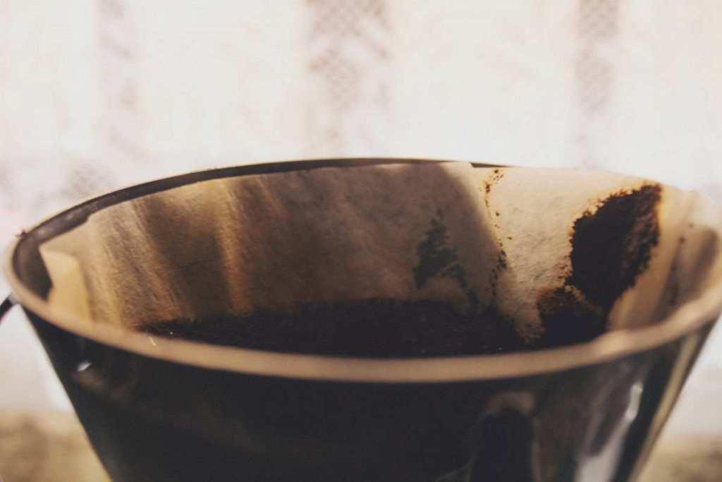 kağıt filtre, filtre kahve makinesi