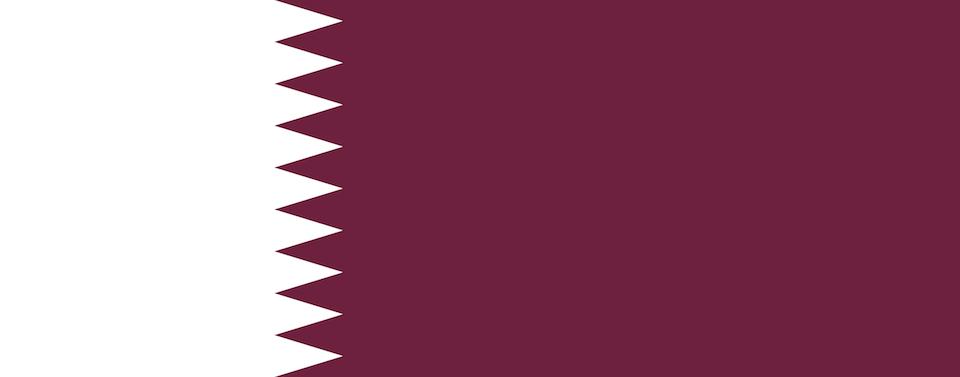Katar Bayrağı