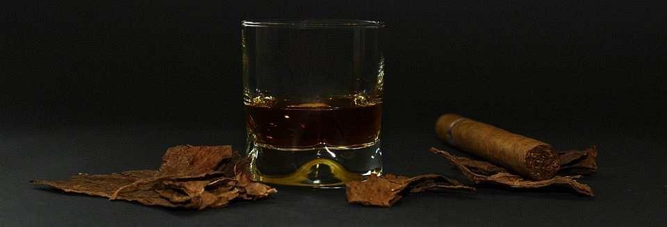 viski ve puro