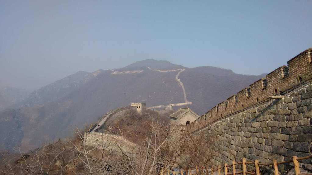 Çin Seddi, The Great Wall of China