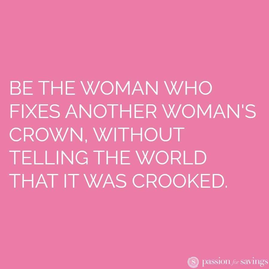 Fix Her Crown
