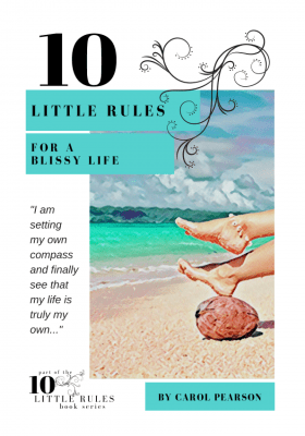 10 Little Rules for a Blissy Life front cover
