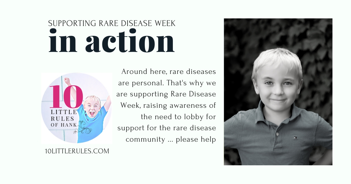 Supporting Rare Disease Week in Action