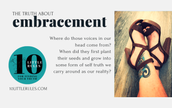 the truth about Embracement