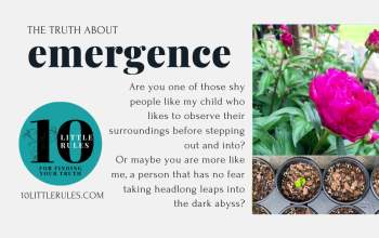 the truth about Emergence