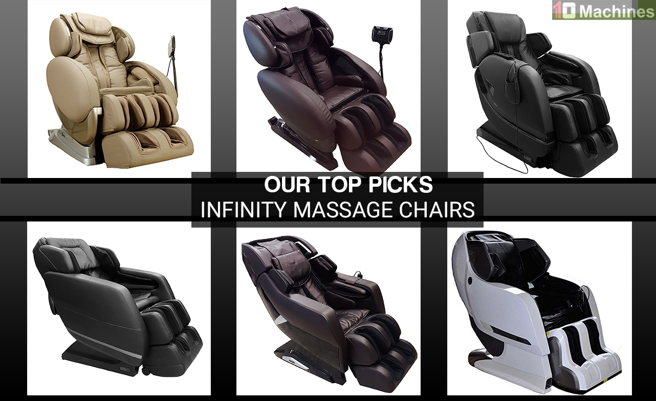 Top Rated Massage Chairs 6 Best Infinity Massage Chair Reviews 2019 Our Top Pick