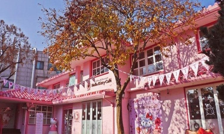 Closed – Hello Kitty Cafe | Mapo-gu, Seoul