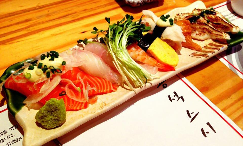 Park Yong Seok Sushi | Mapo-gu, Seoul