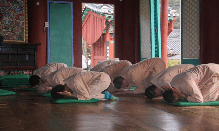 Yongjoosa Temple Stay   Hwaseong-si, Gyeonggi-do
