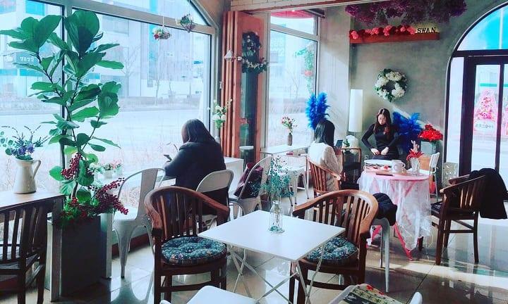 Swan Park Cafe   Wansan-gu, Jeonju