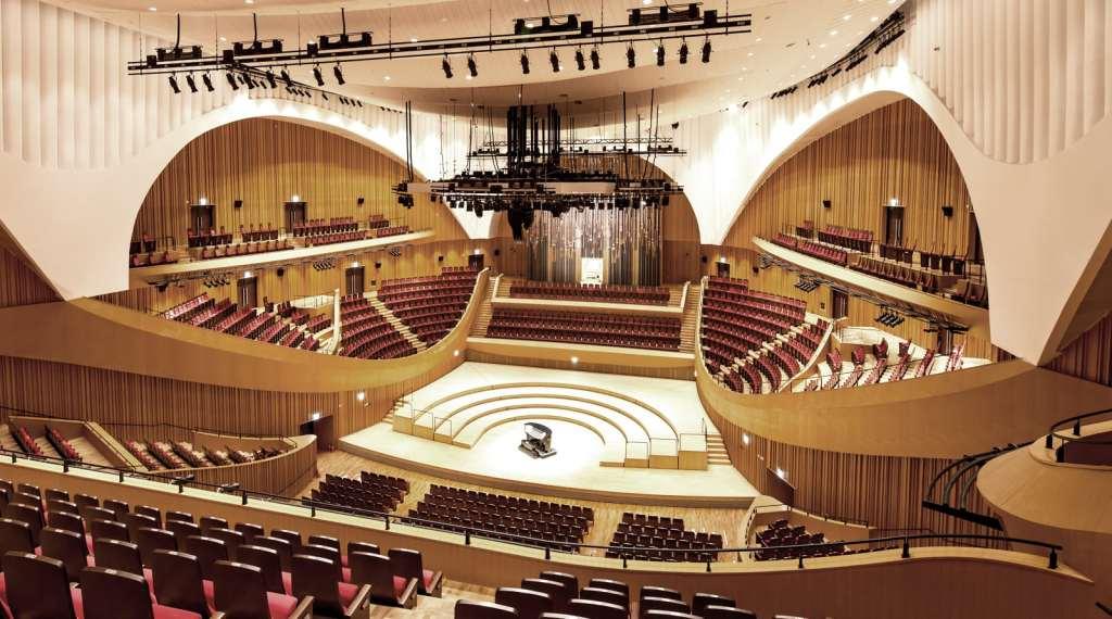 Lotte Concert Hall | Songpa-gu, Seoul