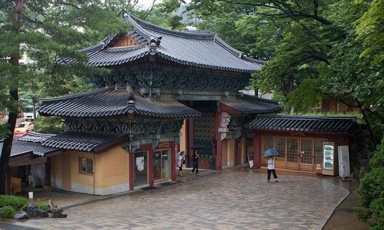 Gilsangsa Temple | Seongbuk-gu, Seoul