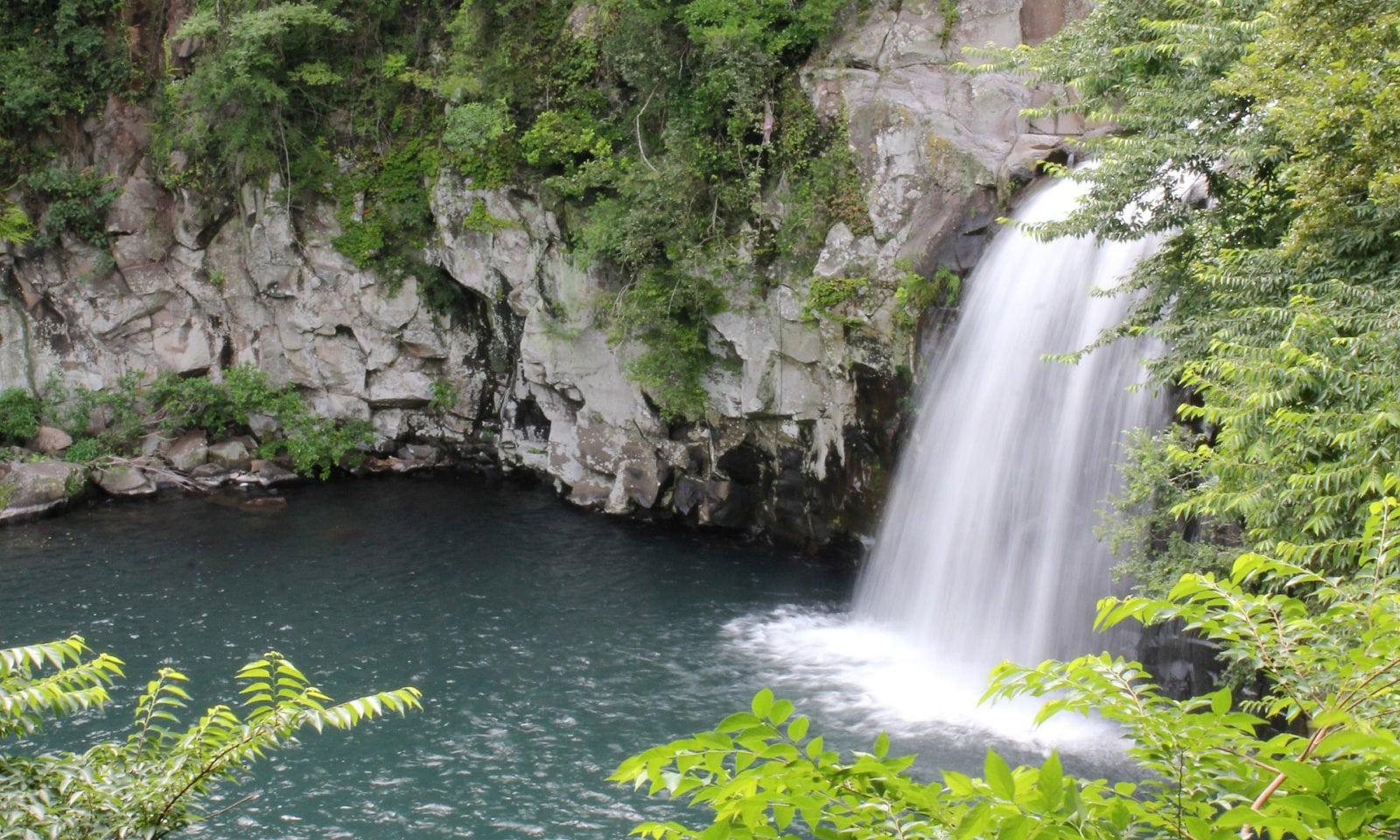 Cheonjiyeon Falls | Seogwipo-si, Jeju