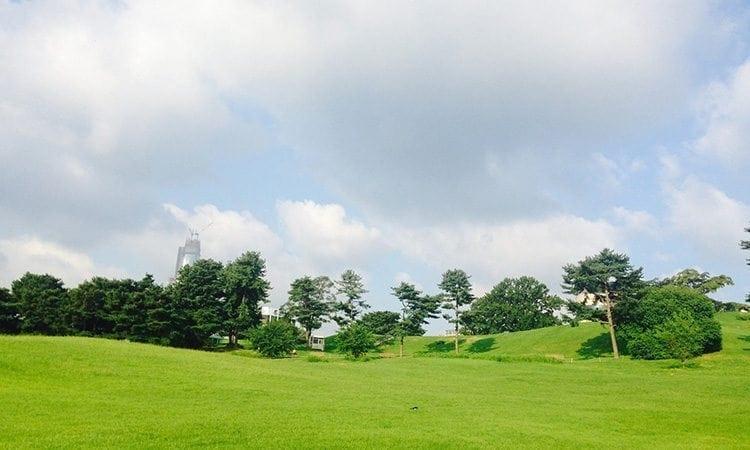 Olympic Park | Songpa-gu, Seoul