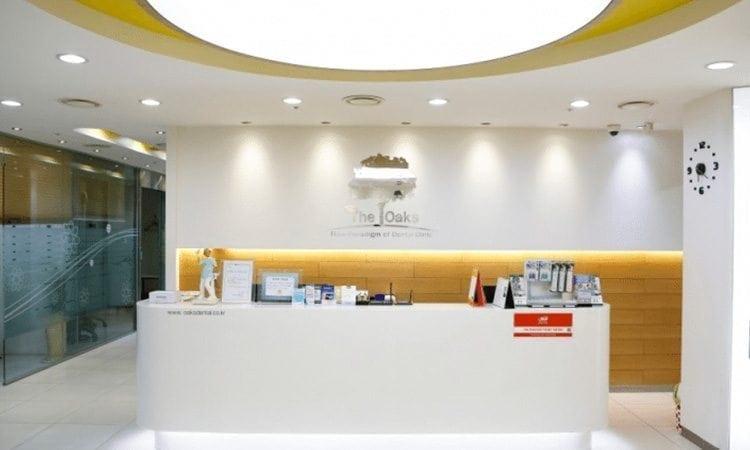 The Oaks Dental Clinic   Gangnam-gu, Seoul
