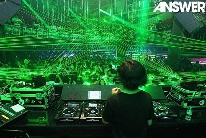 Closed – Club Answer | Gangnam-gu, Seoul