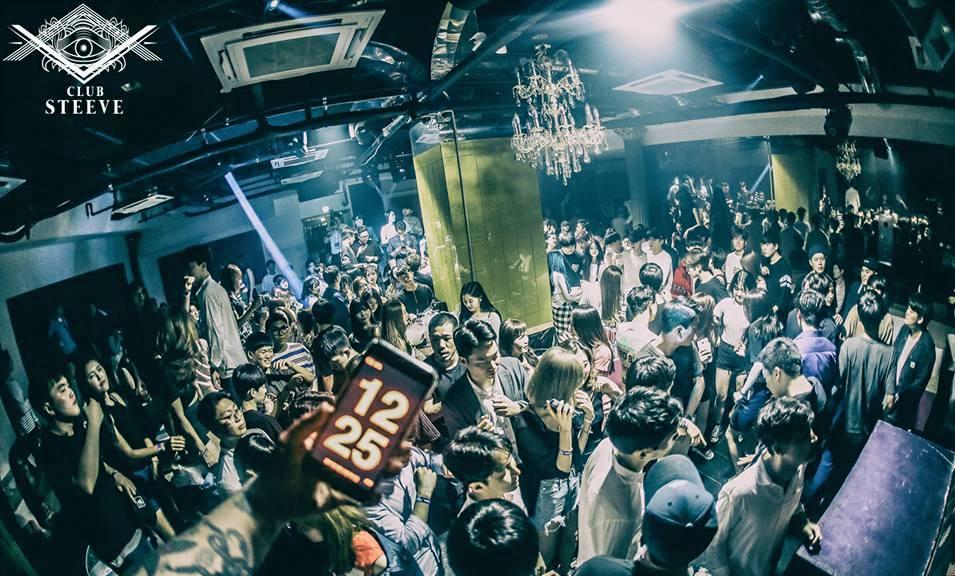 Club Steeve | Gangnam-gu, Seoul