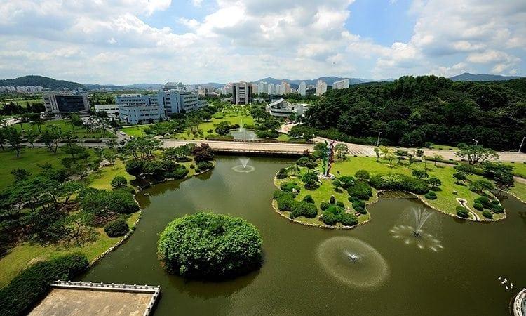 KAIST University   Yuseong-gu, Daejeon