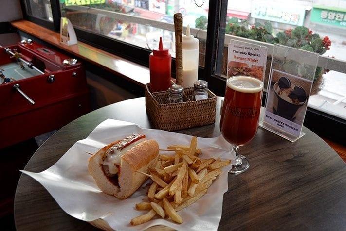 Maloney's Pub & Grill | Yongsan-gu, Seoul