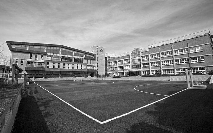 Busan Foreign School   Haeundae, Busan