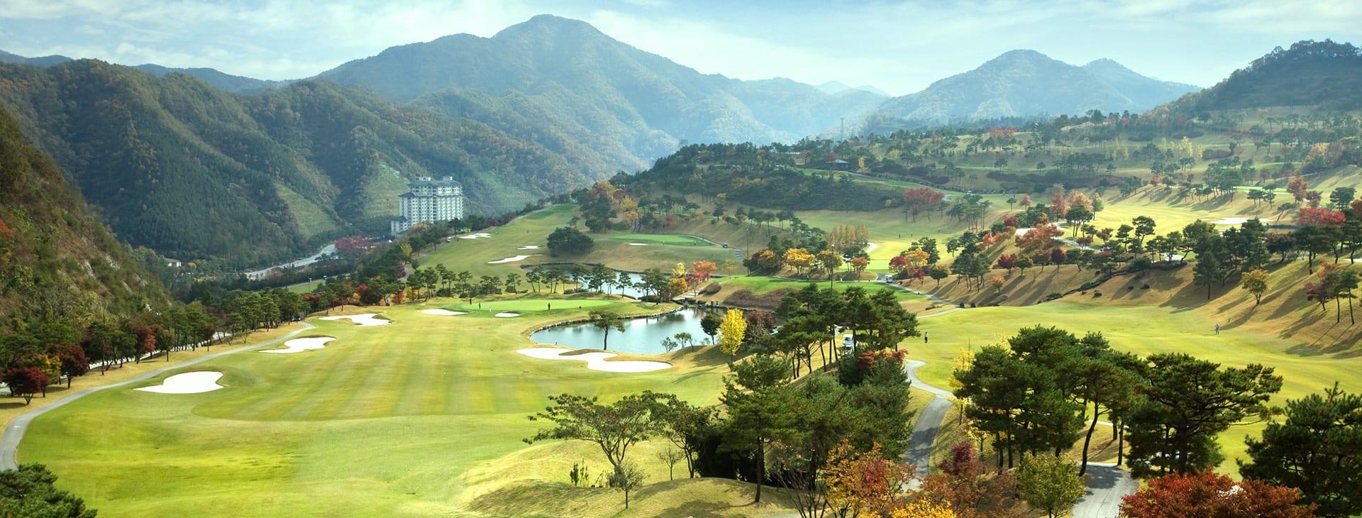 Elysian Gangchon Resort | Chuncheon, Gangwon-do