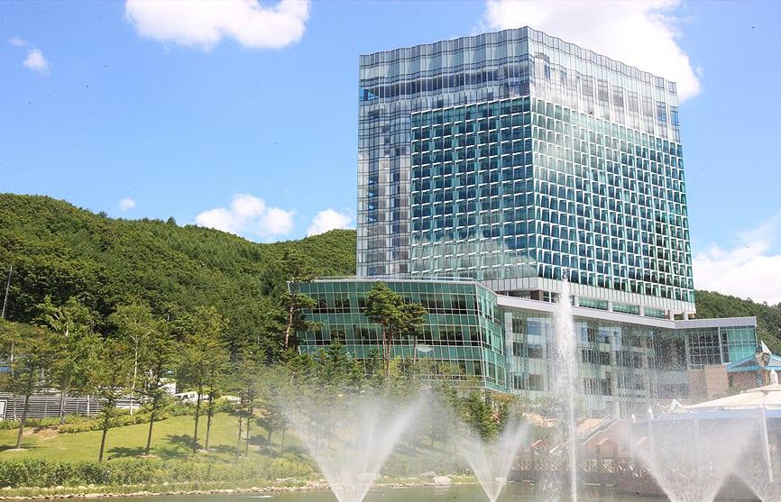 High1 Resort Valley Ski House | Jeongseon, Gangwon-do