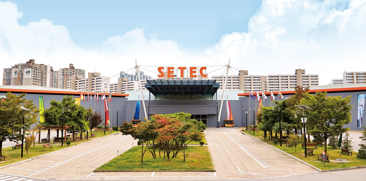 SETEC | Gangnam-gu, Seoul