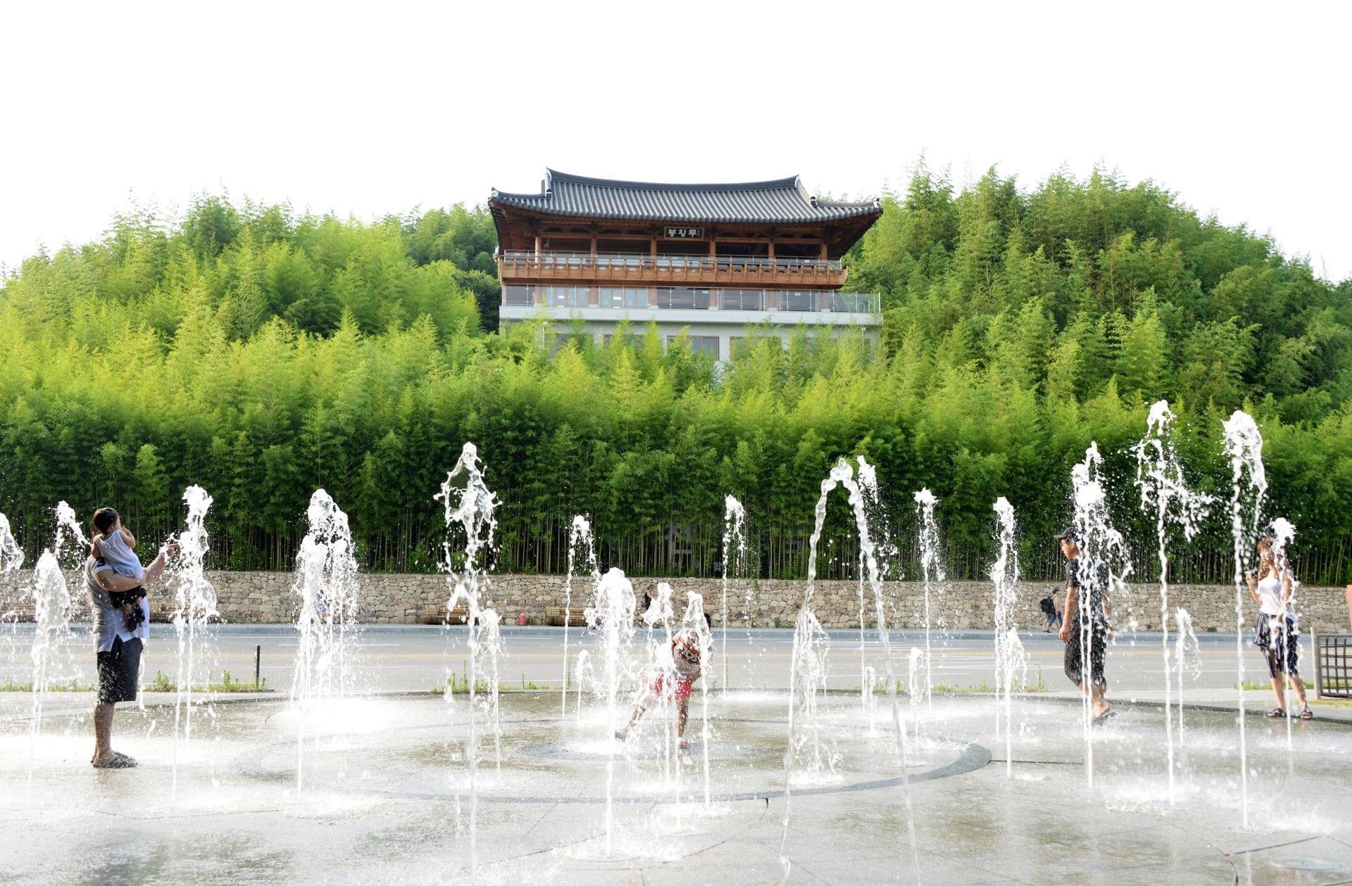 Damyang Bamboo Garden Juknokwon   Damyang-gun