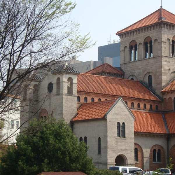 Seoul Anglican Cathedral | Jung-gu, Seoul