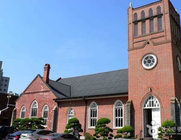 Chung Dong First Methodist Church | Jung-gu, Seoul