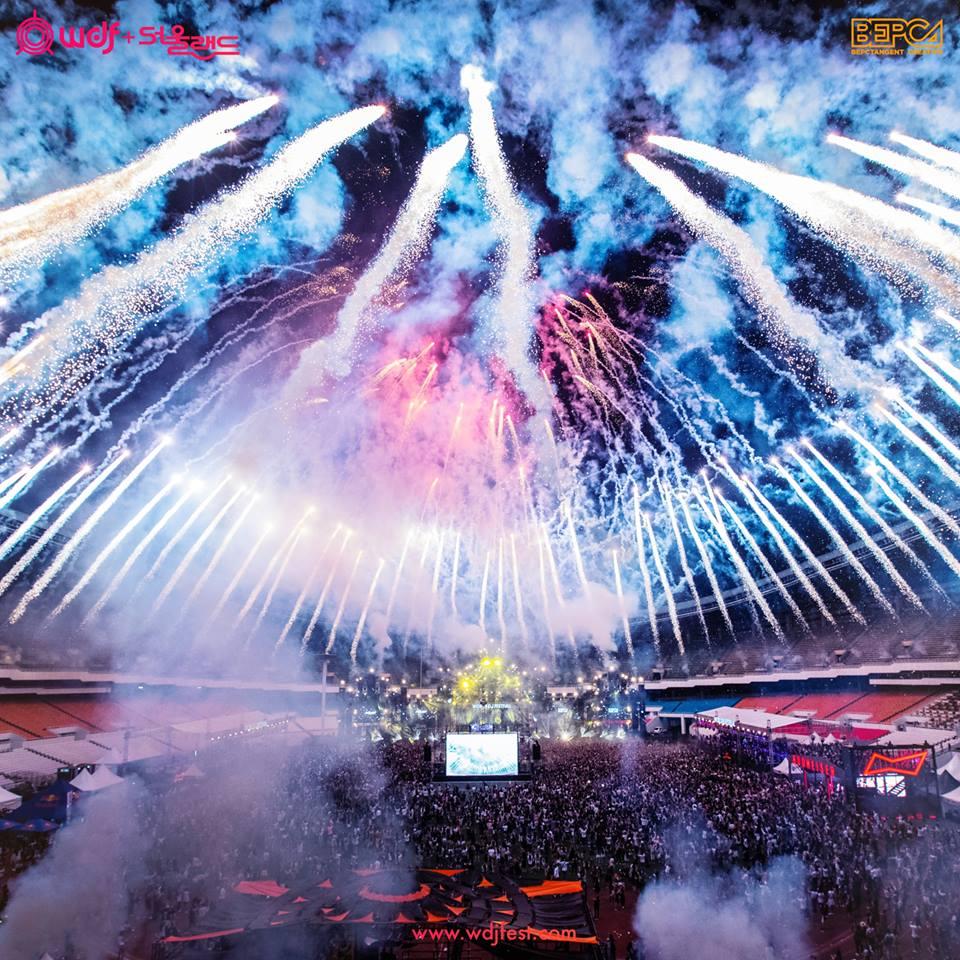 Seoul World DJ Festival 2019 | Gwacheon-si