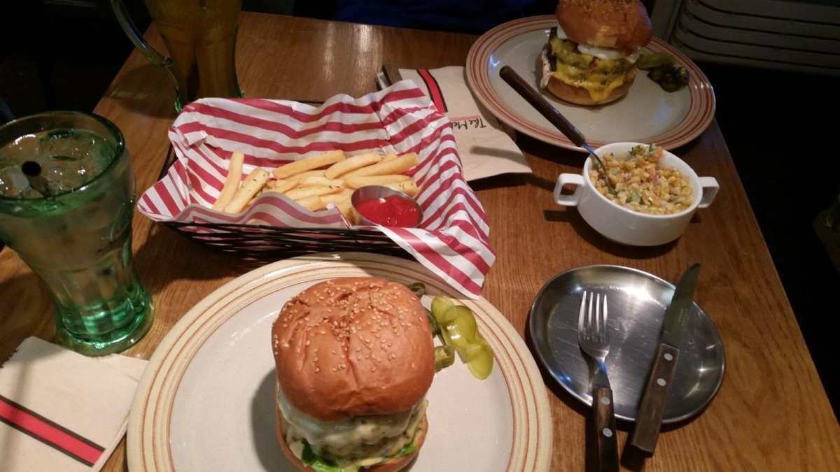 Best Burger Restaurants in Seoul - The Melting Pot