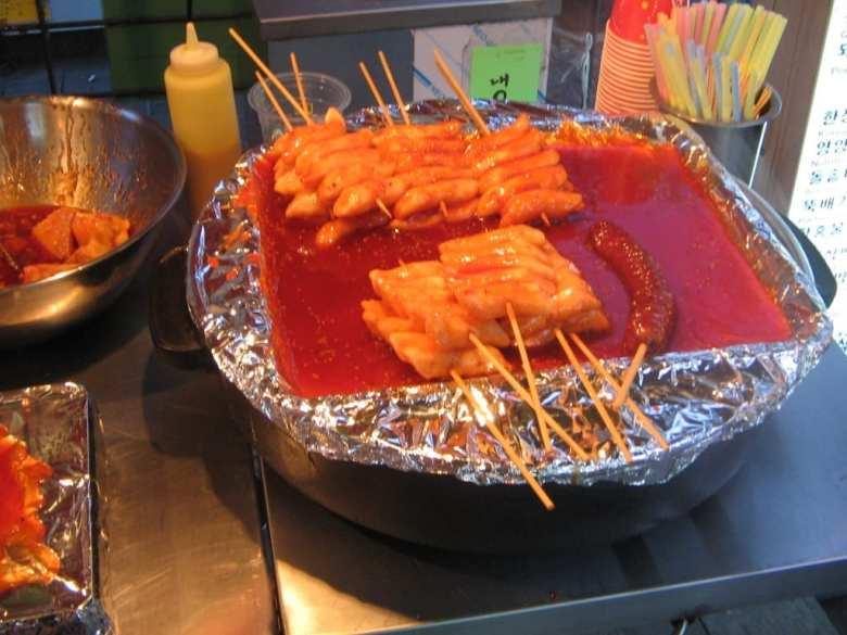 nielegalne w Korei - Korean.food-Ddeok.kkochi-01