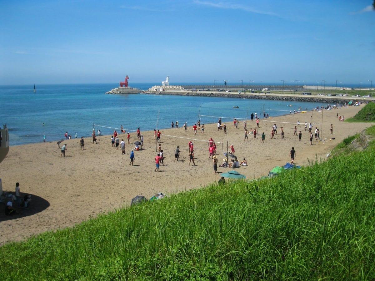 best jeju beaches Iho Beach