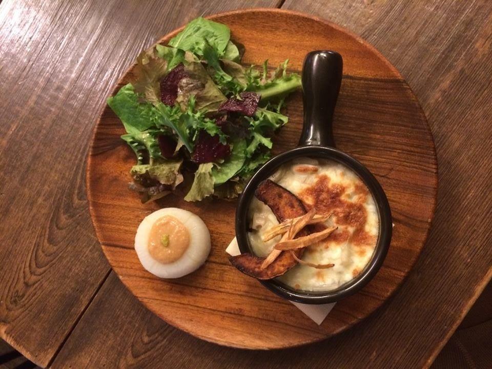 The Best Vegetarian and Vegan Restaurants in Seoul cafe sukkura