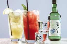 soju cocktail ice cream